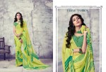 Printed Georgette Saree 29002