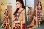 Chanderi Salwar suit dress material 274
