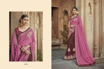 Embroidery Fancy Saree and Embroidery border 7856