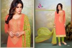 Chanderi Salwar suit dress material 272